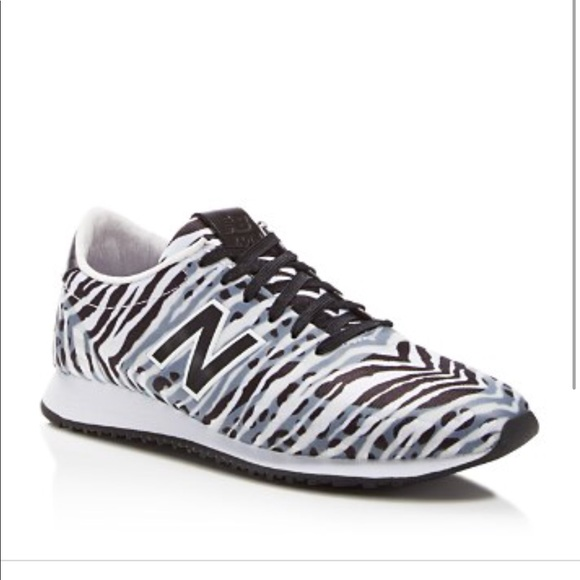 punto final cinta bulto  New Balance Shoes | New Balance Zebra Print 42 Sneakers | Poshmark